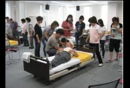 介護技術研修